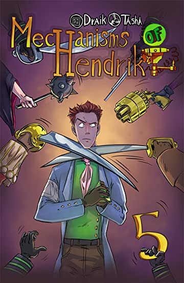 Mechanisms of Hendrik #5