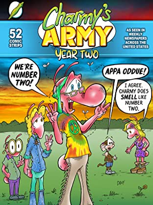 Charmy's Army - The Treasury Collection Vol. 2: Charmy's Army - Year Two