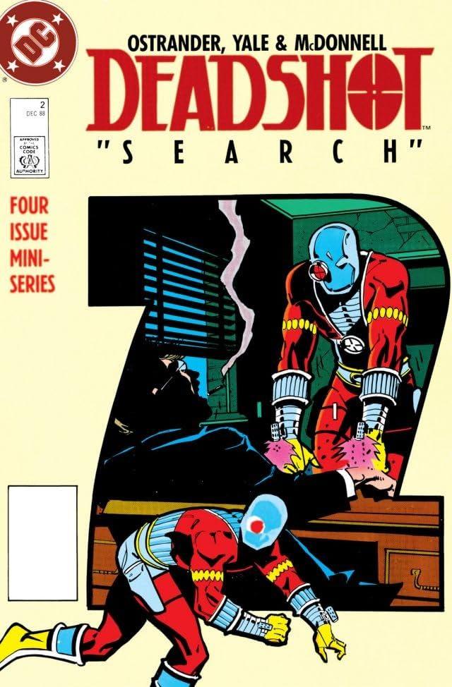 Deadshot (1988) #2