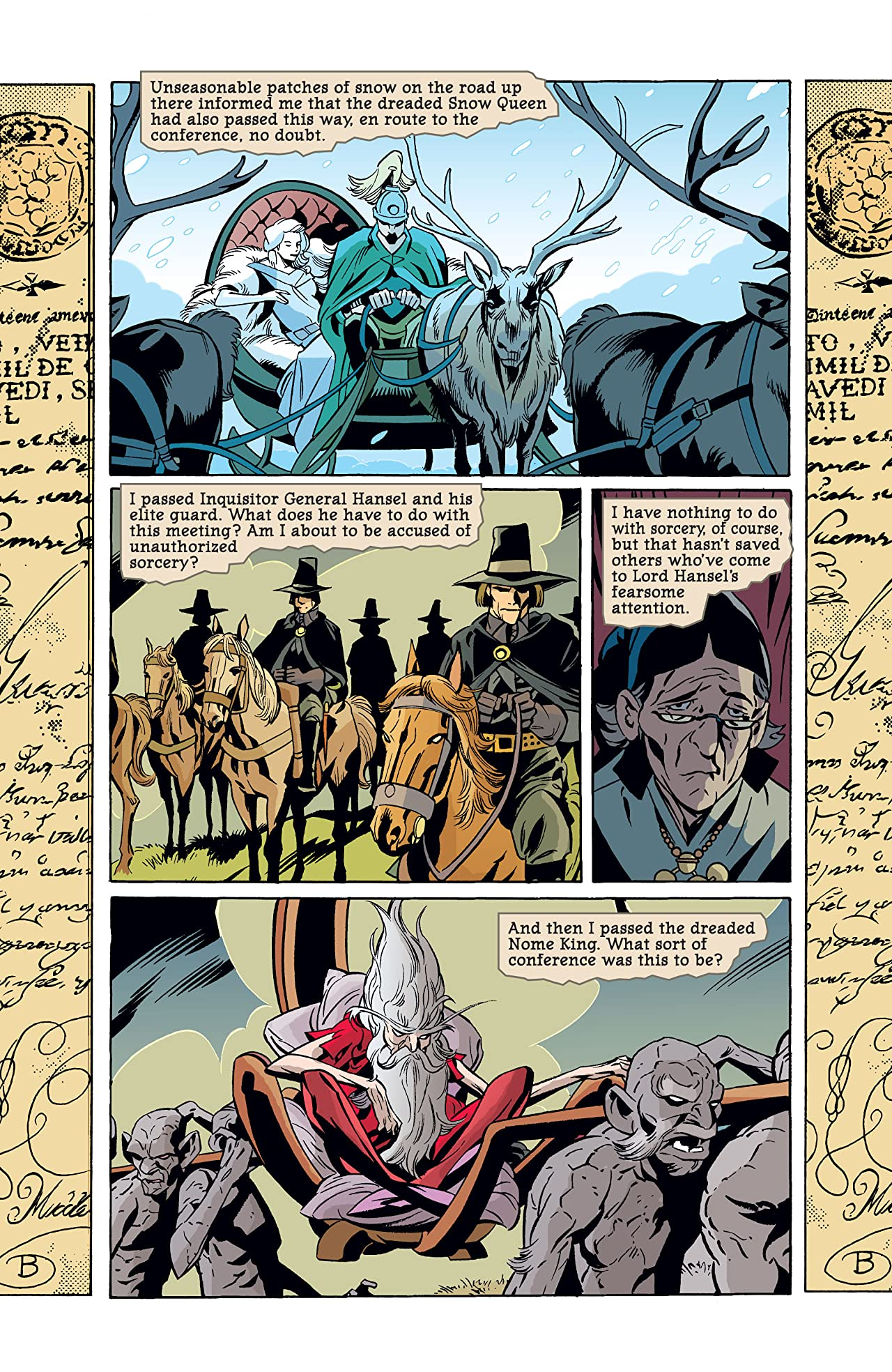 Fables #52