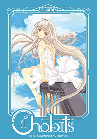 Chobits 20th Anniversary Edition Vol. 1