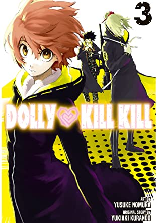 Dolly Kill Kill Vol. 3