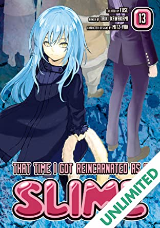 That Time I got Reincarnated as a Slime Vol. 13