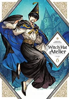Witch Hat Atelier Vol. 6