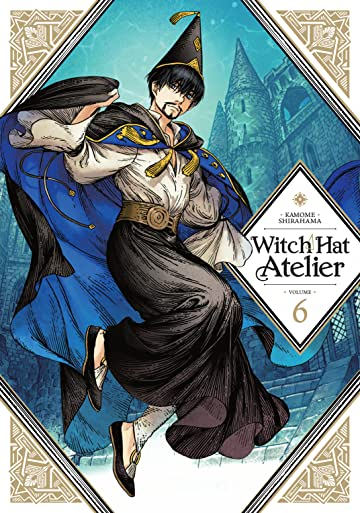 Witch Hat Atelier Vol. 6