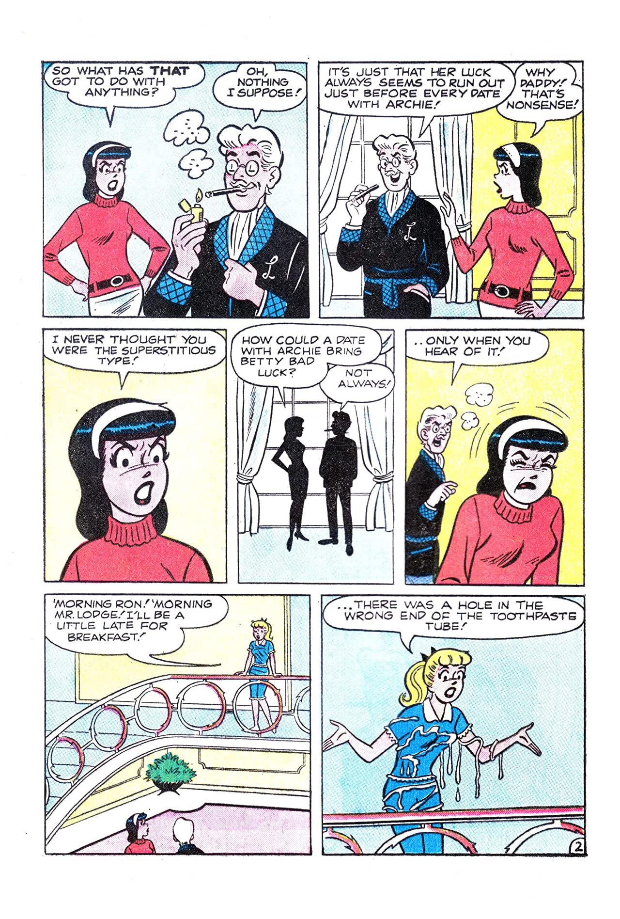 Archie's Girls Betty & Veronica #98