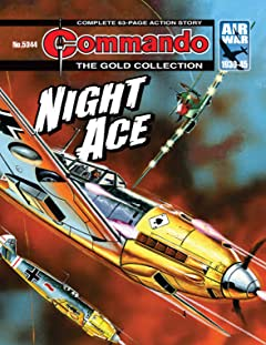 Commando No.5344: Night Ace