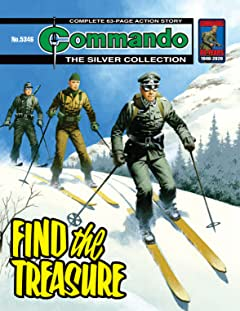 Commando No.5346: Find The Treasure
