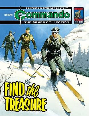 Commando #5346: Find The Treasure