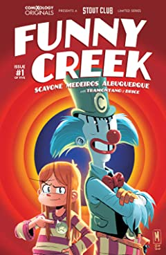 Funny Creek (comiXology Originals) #1 (of 5)