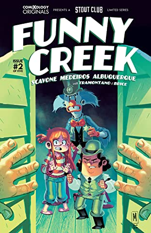 Funny Creek (comiXology Originals) No.2 (sur 5)