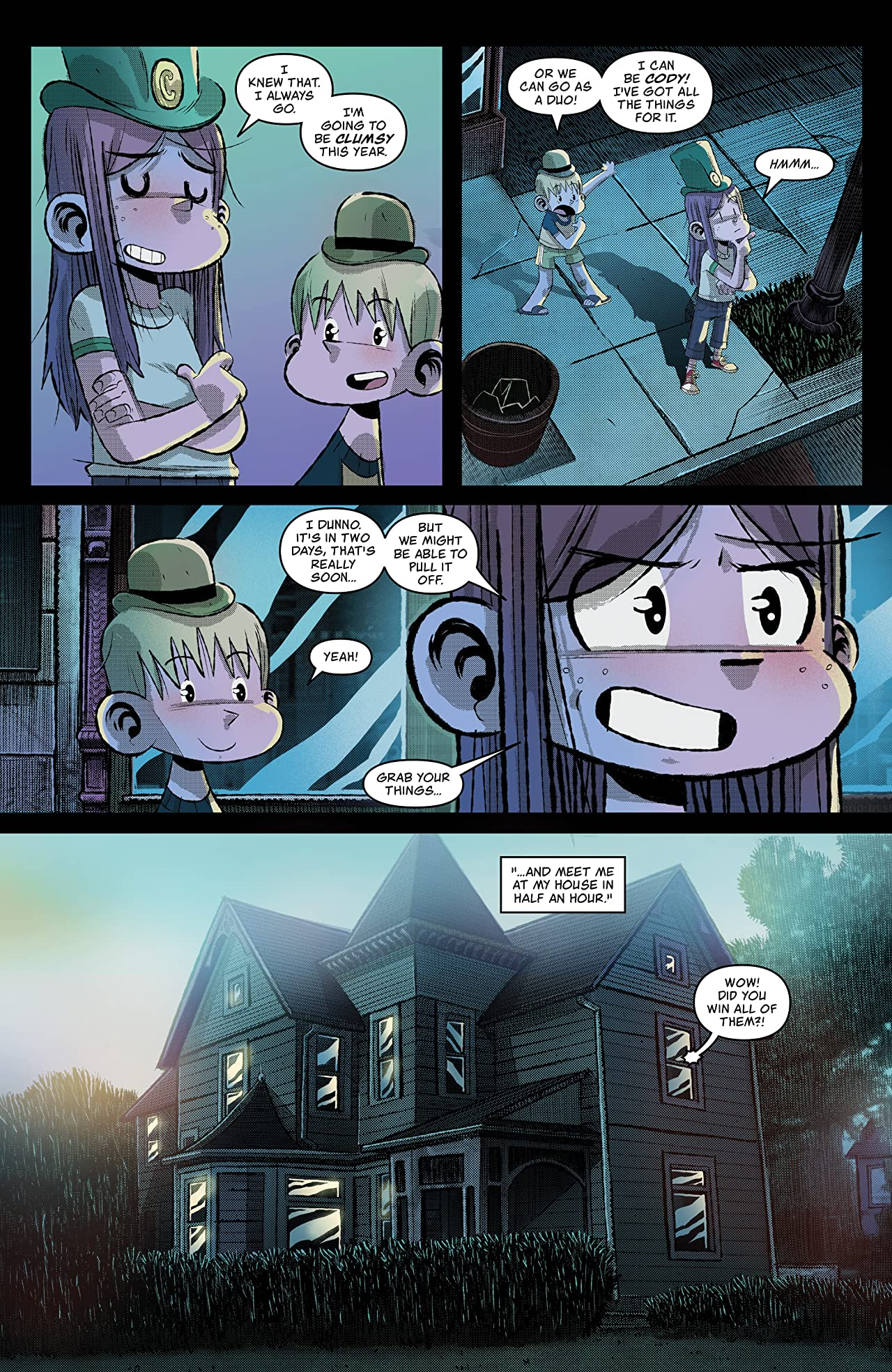 Funny Creek (comiXology Originals) #2 (of 5)