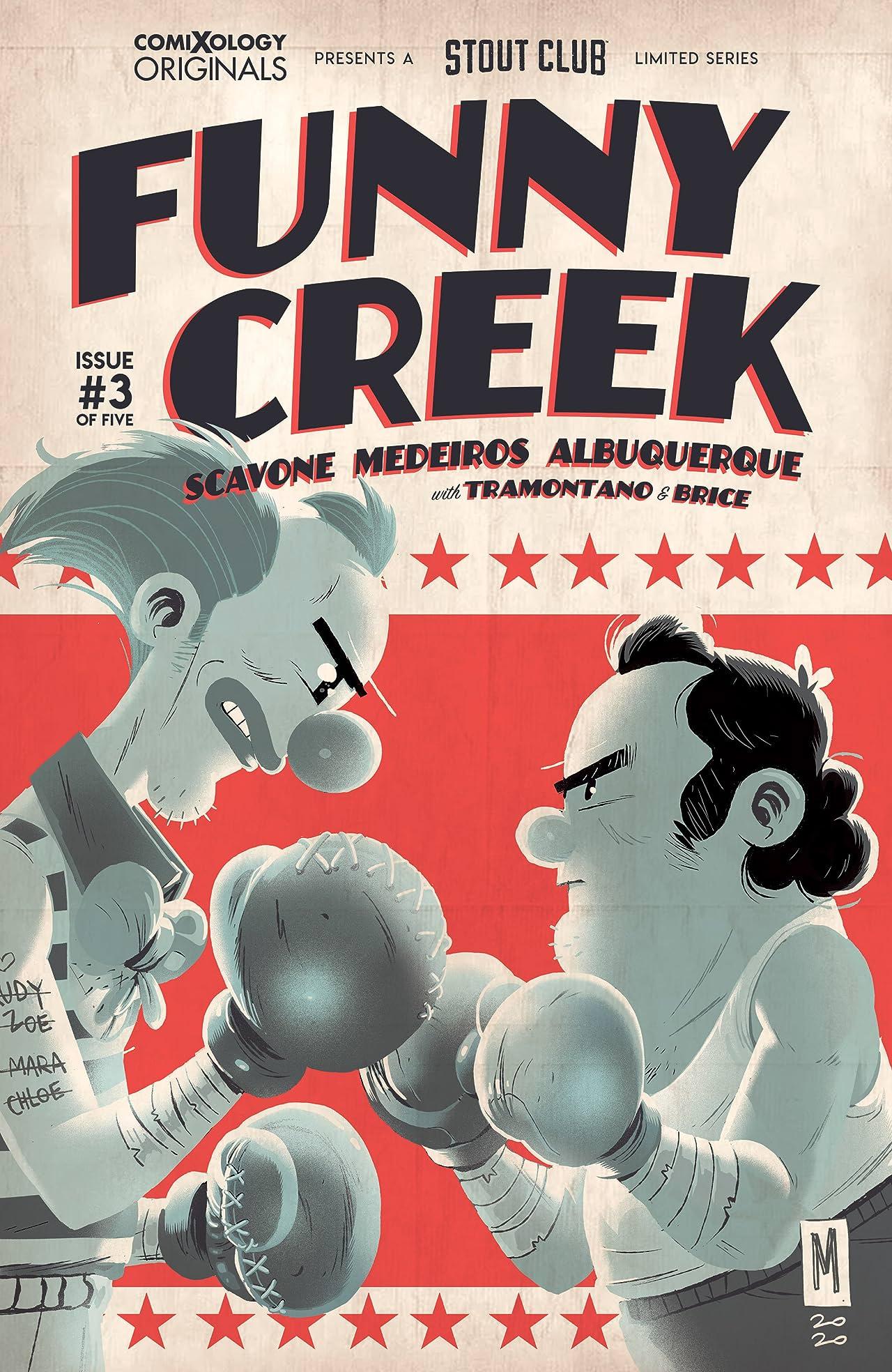 Funny Creek (comiXology Originals) #3 (of 5)