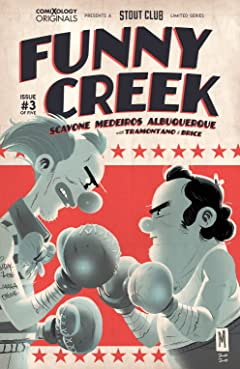 Funny Creek (comiXology Originals) #3 (of 5)