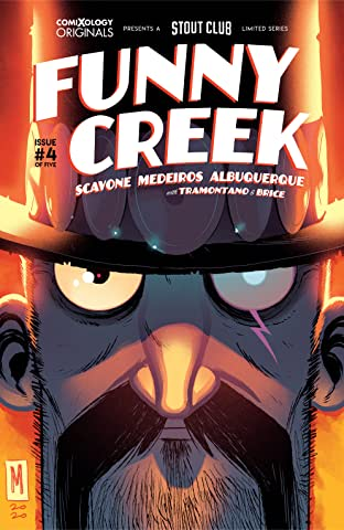 Funny Creek (comiXology Originals) #4 (of 5)