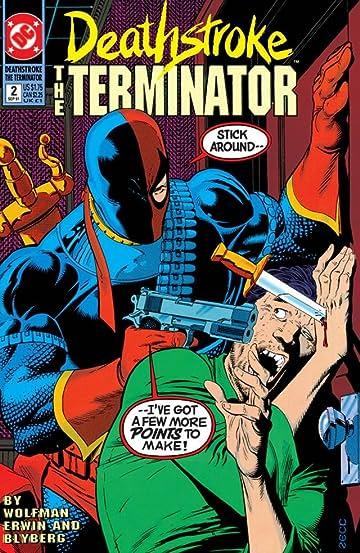 Deathstroke (1991-1996) #2