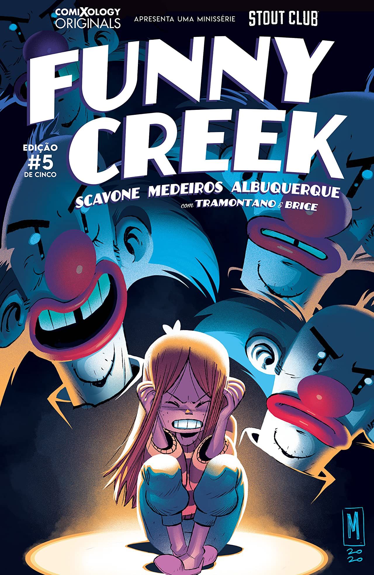 Funny Creek (comiXology Originals) #5 (of 5)