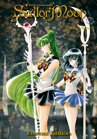 Pretty Guardian Sailor Moon Eternal Edition Vol. 7