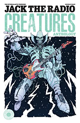 Jack The Radio: Creatures Anthology