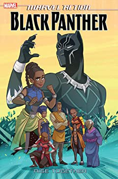 Marvel Action Black Panther Tome 2: Rise Together