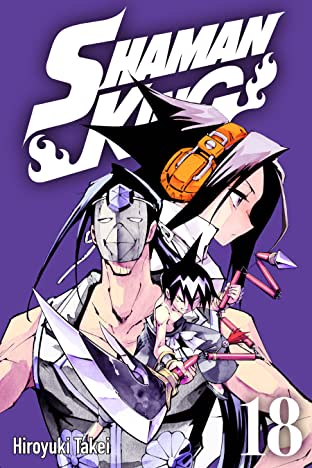 Shaman King (comiXology Originals) Tome 18