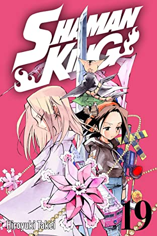 Shaman King (comiXology Originals) Tome 19