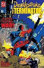 Deathstroke (1991-1996) #3