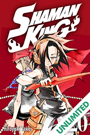 Shaman King (comiXology Originals) Vol. 20
