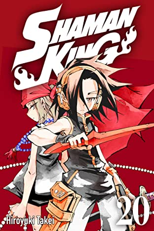 Shaman King (comiXology Originals) Tome 20