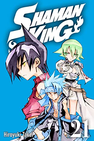Shaman King (comiXology Originals) Tome 21