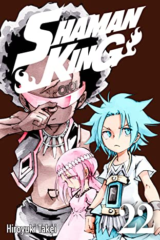 Shaman King (comiXology Originals) Vol. 22