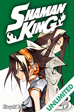 Shaman King (comiXology Originals) Vol. 23