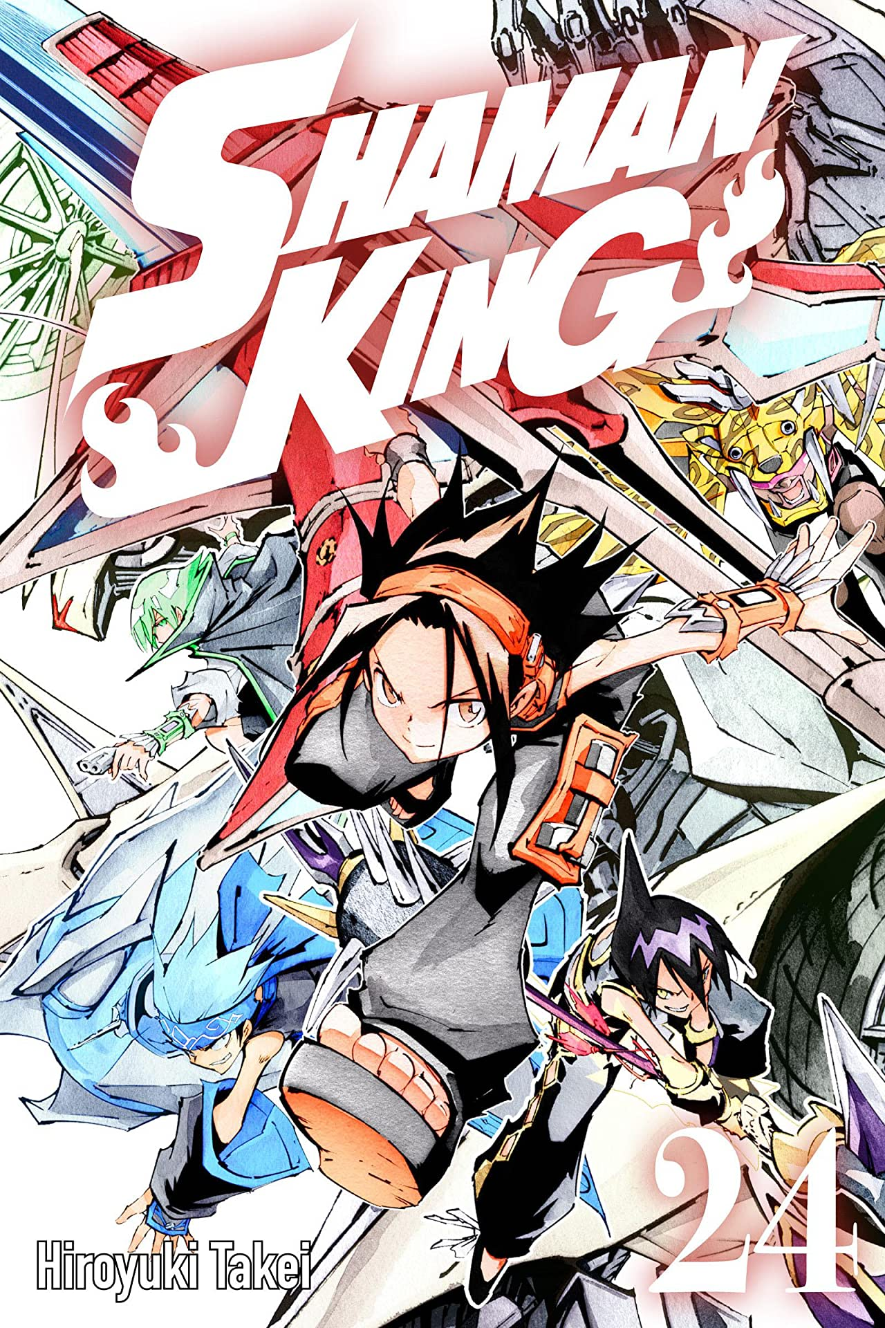 Shaman King (comiXology Originals) Tome 24
