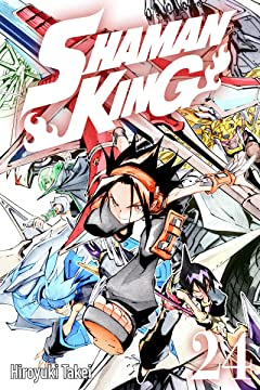 Shaman King (comiXology Originals) Vol. 24