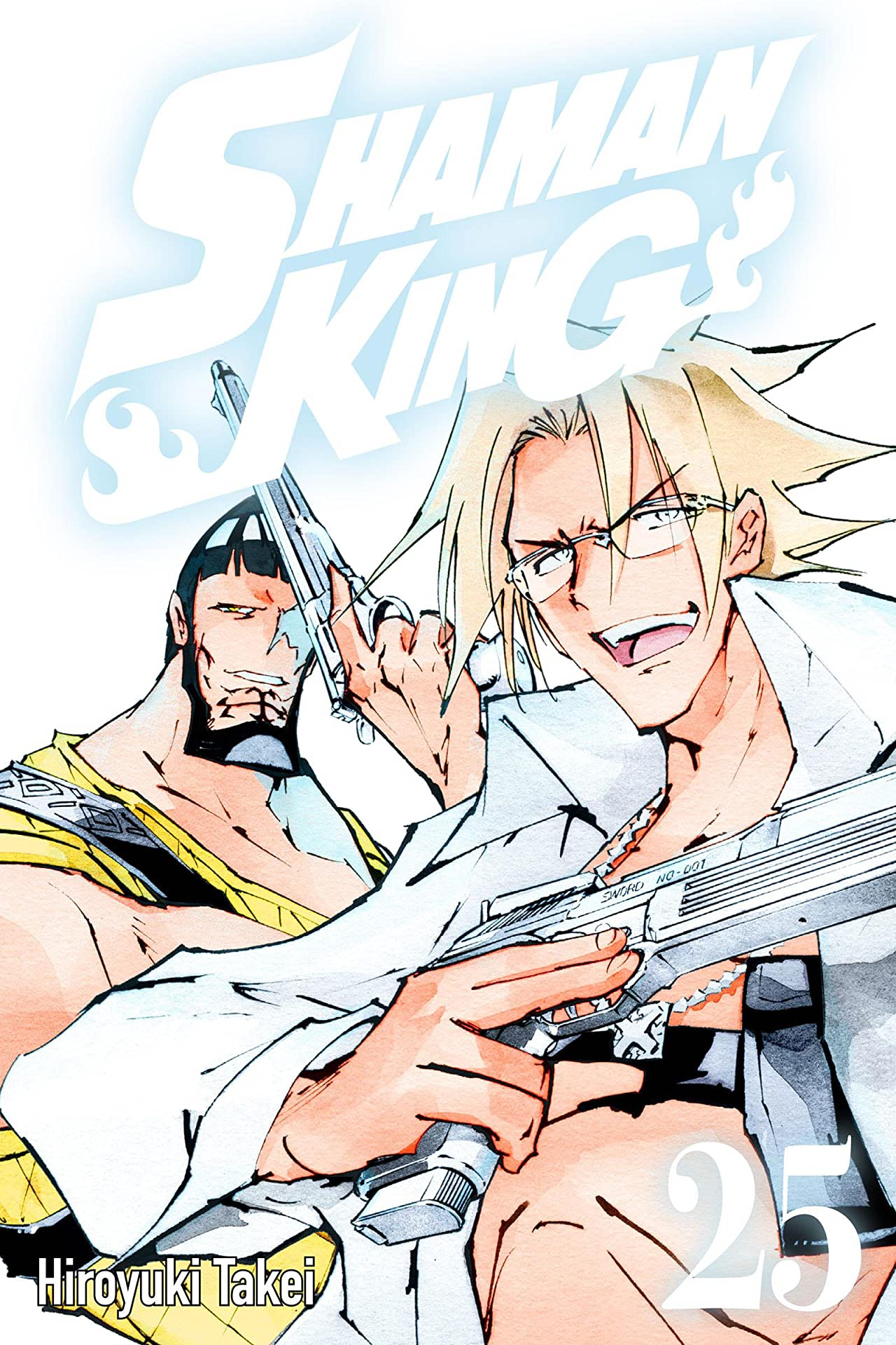 Shaman King (comiXology Originals) Vol. 25