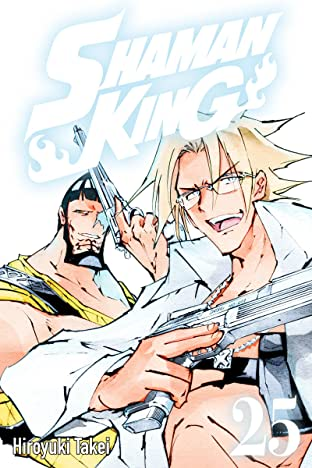 Shaman King (comiXology Originals) Tome 25