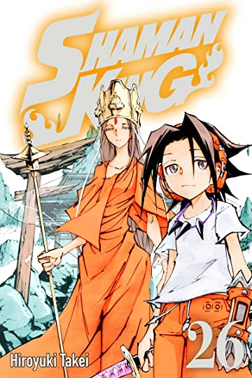 Shaman King (comiXology Originals) Tome 26