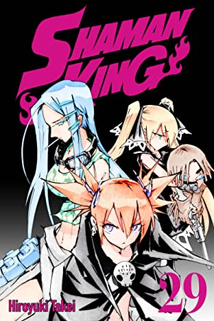 Shaman King (comiXology Originals) Tome 29