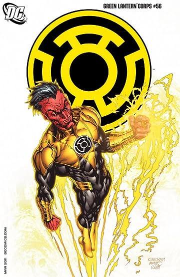 Green Lantern Corps (2006-2011) #56
