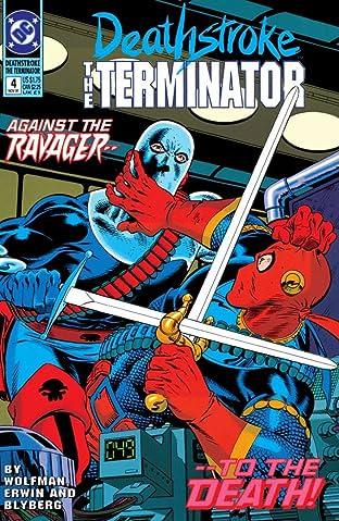 Deathstroke (1991-1996) #4