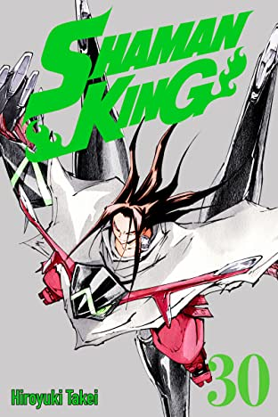 Shaman King (comiXology Originals) Tome 30