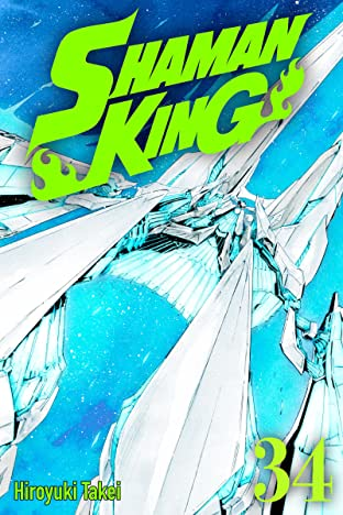 Shaman King (comiXology Originals) Vol. 34