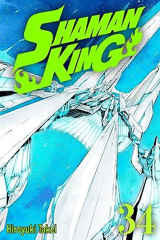 Shaman King (comiXology Originals) Tome 34