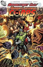 Green Lantern Corps (2006-2011) #57