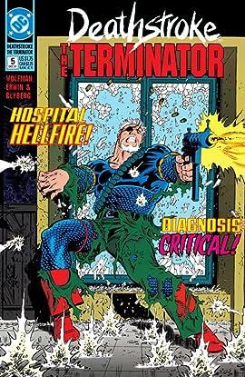 Deathstroke (1991-1996) #5