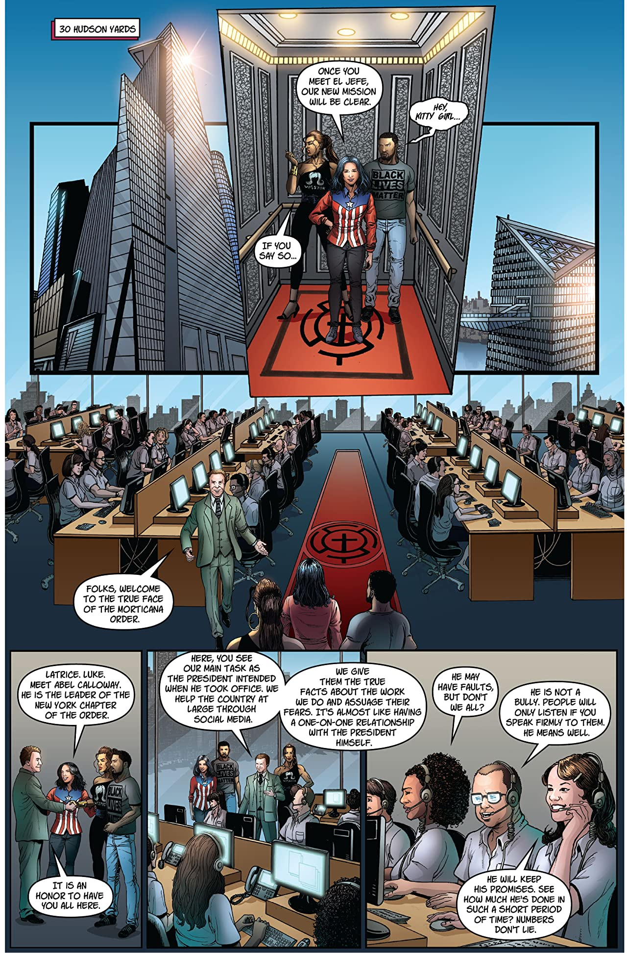 The Accords #3