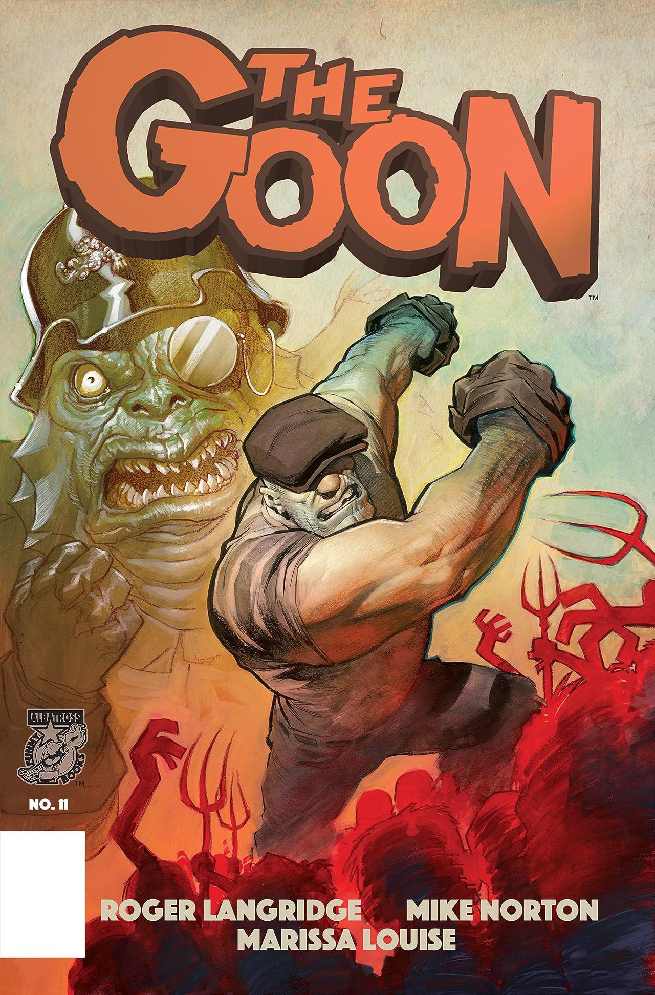 The Goon (2019-) #11
