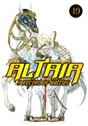 Altair: A Record of Battles Vol. 19