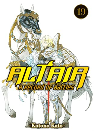 Altair: A Record of Battles Tome 19