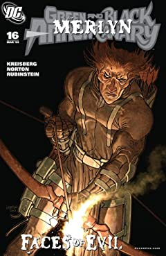 Green Arrow and Black Canary (2007-2010) #16